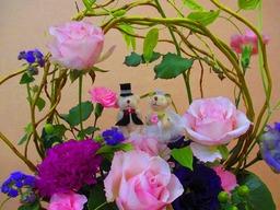 Happy Weddingbear  ¥5500